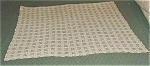 Crocheted Vintage Luncheon Tablecloth