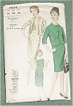 Vogue Vintage Suit, Blouse Pattern # 5634