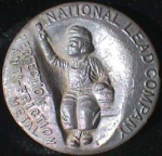 Dutch Boy Paint National Lead Paperweight