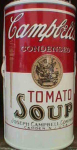 Campbell's Tomato Soup Can Novelty Radio