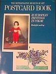 Metroploitan Museum Of Art Postcard Book 1981