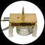 Replacement Motor Pam Telechron Adv. Clock