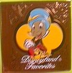 Dlr Jiminy Cricket Favorites Pin