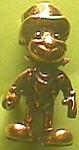 Wdw Cm Jiminy Cricket Name Tag Award Pin