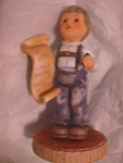 Goebel Figurine Dear Santa Bh 44p China