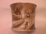 Currier & Ives Scenic Decorative Shaving Mug
