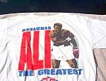 Boxing Champion Muhammad Ali T Shirt