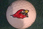 Nfl Az Cardinals Souvenir Golf Ball