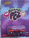 Le 2500 Ne Pez Convention Jl Psychedelic Car