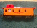 Bachmann Ho Union Pacific Railroad Caboose