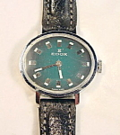 Ladies Vintage Edox Swiss Wrist Watch