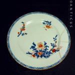 Damaged 18th Century Chinese Plate.