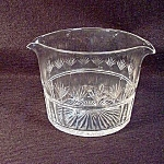 Regency Cut Glass Wine Glass Cooler.