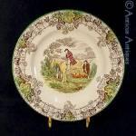 Copeland Spode Byron Plate.