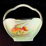 Royal Winton Lustre Fish Basket.