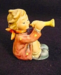 Goebel Hummel Figurine, Girl With Trumpet No.