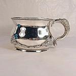American Quad. Plate Shaving Mug.