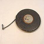 Starrett Co Vintage Steel Rule In Case.