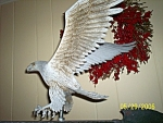 Weathervane Eagle Americana Antiquefolk Art Weathervane