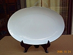 Noritake Colony China 1966 14 Inch Oval Platter