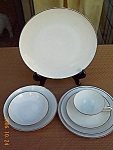 Noritake Colony China 1966 Round Bread Butter Plate