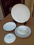 Noritake Colony China 1966 6 Piece Place Setting
