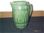 Pitcher Greenware Yellowware Pottery