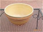 Yellowware Kitchen Mixing Bowl