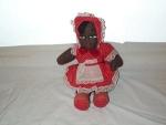 Black American Carnival Prize Doll