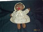 Black Americana Rare Baby Ragdoll