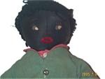 Black American Rare Boy Doll