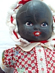Black Americana Doll By Krueger? Black Americana