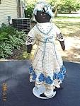 Black American Cloth Doll