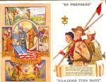 Boy Scours Of America 1941 Membership Card