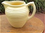 Yellowware Pitcher