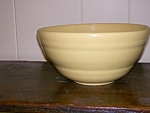 Yellowware 50's Country Kitchen Bowl