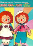 Raggedy Ann And Andy Mint Paper Dolls