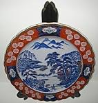 Gilt Vintage Japanese Imari Charger