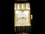 Small Lecoultre Wrist Watch With Hooded Lugs