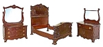 3 Piece American Griffin Bedset By R.j. Horne