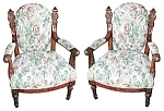 Pair Of Victorian Chairs By Pottier & Stymus