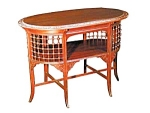 Pair Of Great Stick & Ball Tables