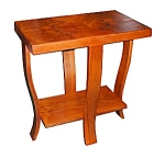Fantastic 2 Tier Art Deco Side Table.