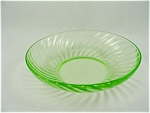 Spiral Berry Bowl - Green