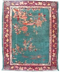 Beautiful 1920 Art Deco Rug From China