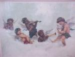 Ellis Print - Orchestra Of Angels - Signed