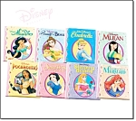 Disney Princess Storybook Set - New