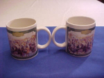 Currier & Ives Mugs