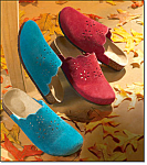 Suede Molded Clog
