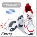 Curves For Women Air Cushion Walker